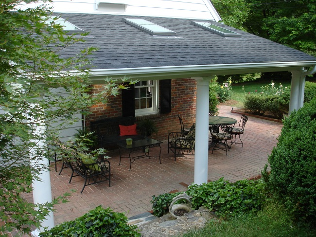 Archadeck Of The Piedmont Triad Transforms A Patio In Lake