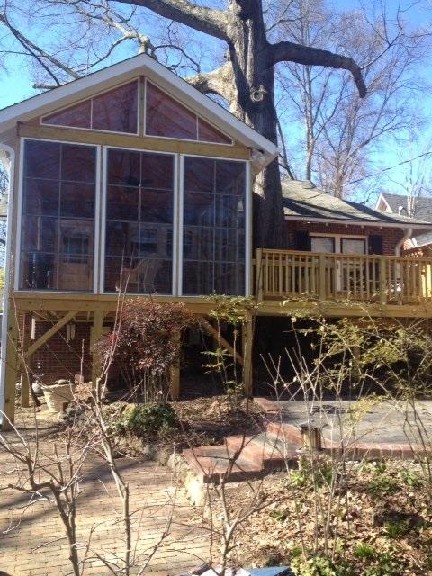 Greensboro NC 3 and 4 season room builder -